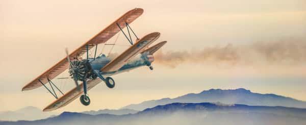 Sonhar com avião Jogo do Bicho