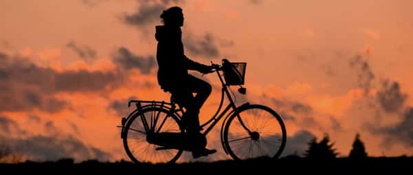 Sonhar com bicicleta jogo do bicho