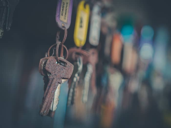 Molho de chaves