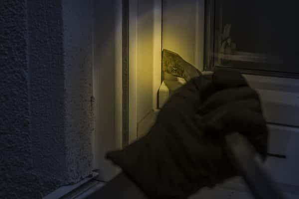 assalto na sua casa