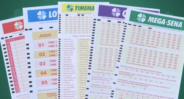 Sonhar que ganhou na loteria