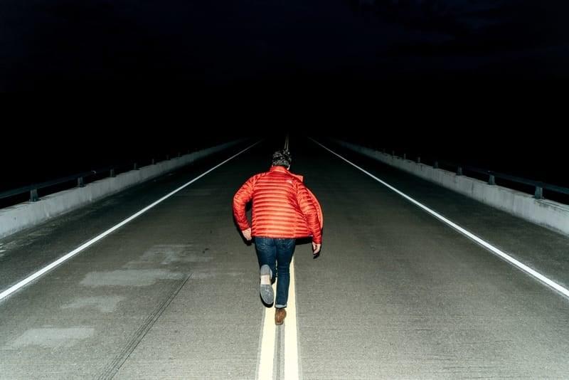 Sonhar que está fugindo