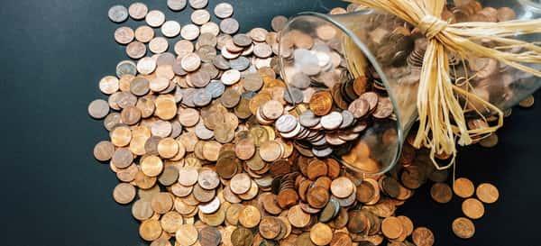 Sonhar com moedas no Jogo do Bicho