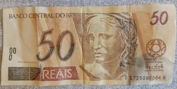 Significado de sonhar com nota de 50 reais