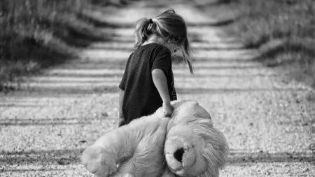 Sonhar com criança perdida