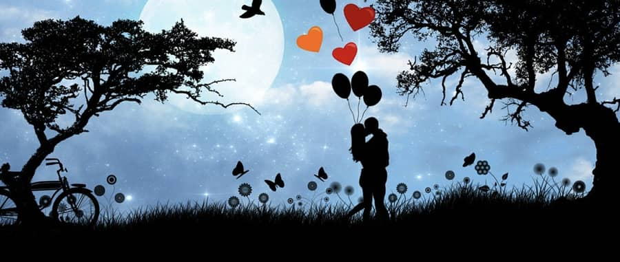 Sonhar com declaração de amor