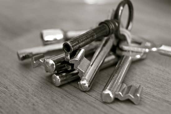 Molho de chaves no bolso