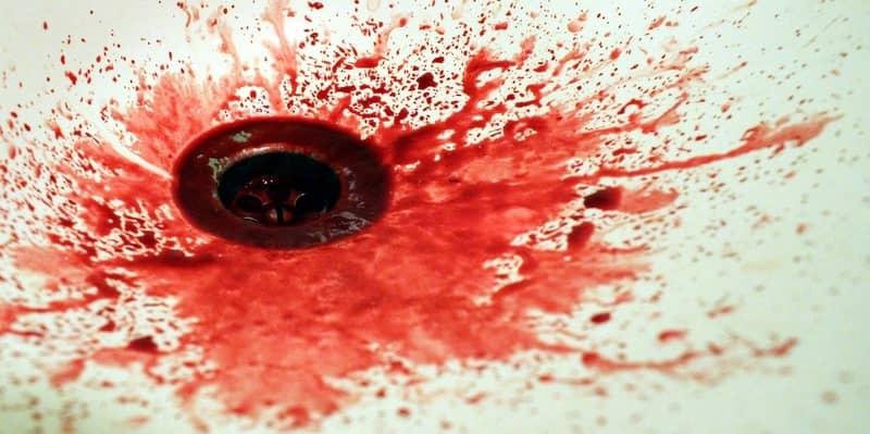 Sonhar com sangue no Jogo do Bicho