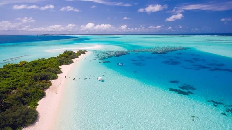 Sonhar com praia no Jogo do Bicho