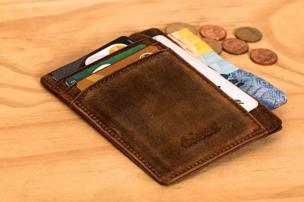 Cartão de crédito novo