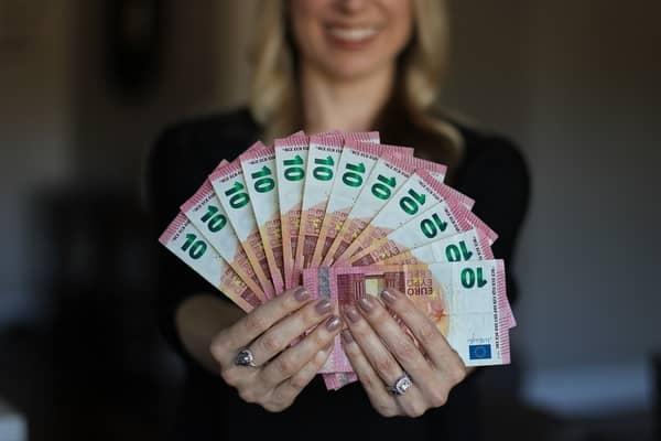 Empréstimo bancário de dinheiro