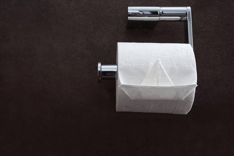 Sonhar com papel higiênico