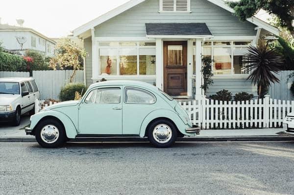 Sonhos com VW fusca