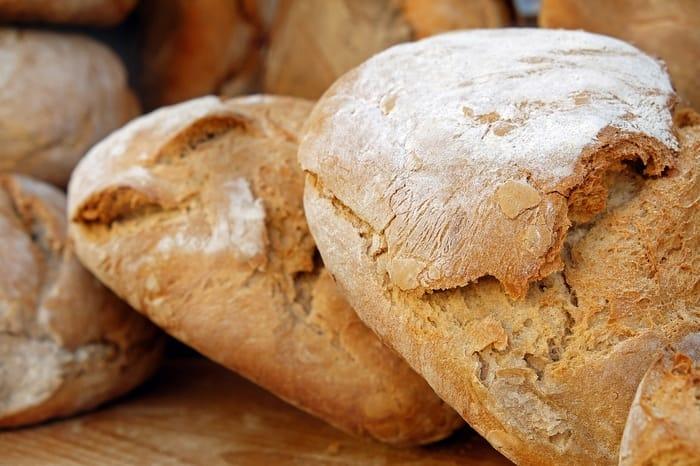 Números da sorte de sonhar com pão