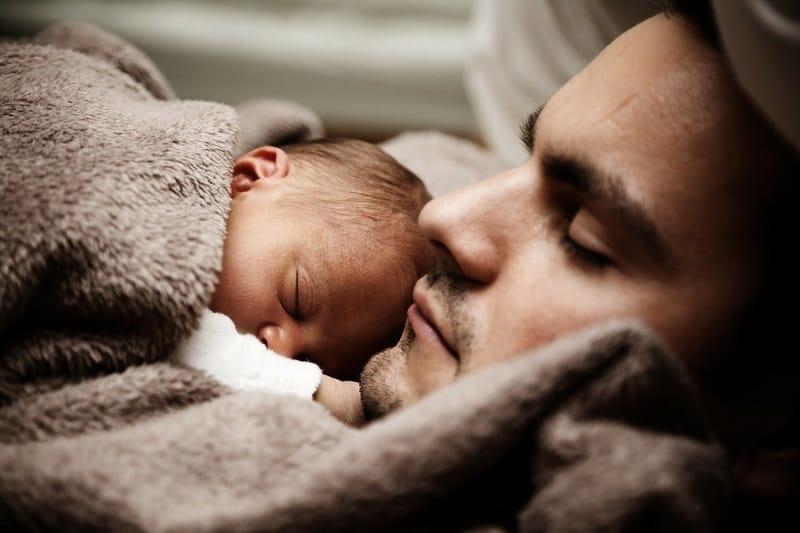 Sonhar que vai ser pai