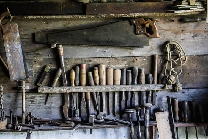 significados de sonhar com ferramentas