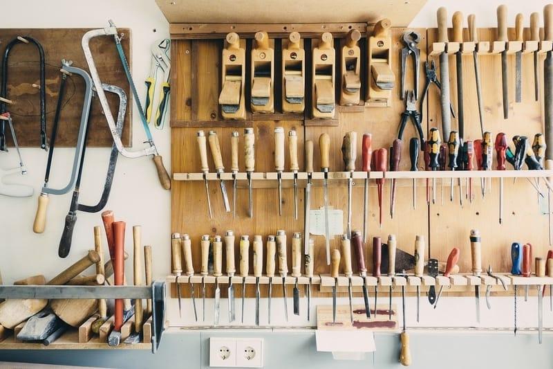 Sonhar com ferramentas