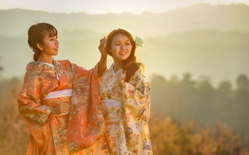Sonhar com japonês