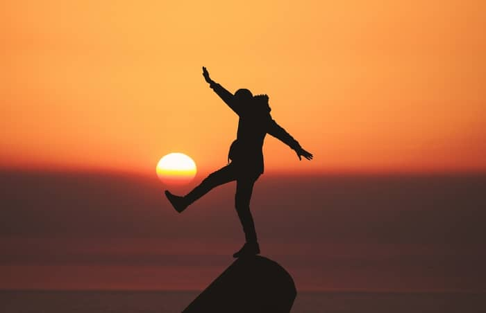 Equilibrio nos sonhos