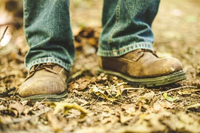 Sapatos apenas de homem