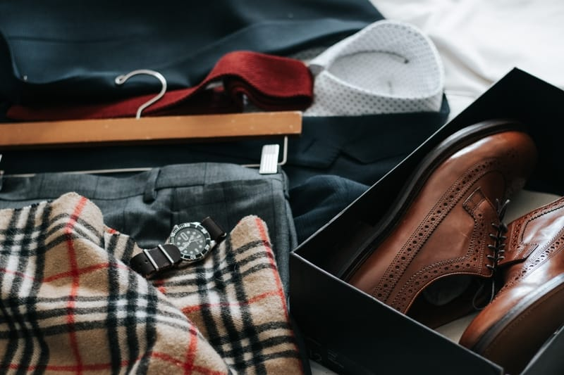 Sonhar com roupas dobradas